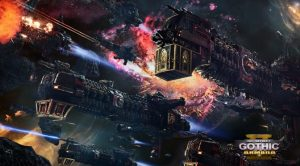 Focus Home Interactive announces Battlefleet Gothic: Armada 2