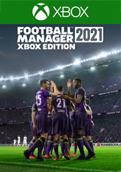 Buy Football Manager 2021 XBOX ONE CD Key