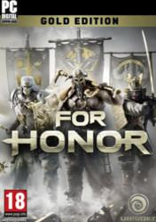 Buy For Honor Gold Edition PC CD Key