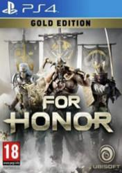 Buy For Honor Gold Edition PS4 CD Key