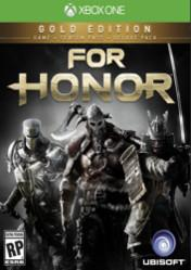 Buy For Honor Gold Edition XBOX ONE CD Key