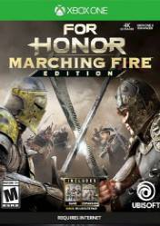Buy For Honor Marching Fire XBOX ONE CD Key
