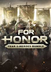 Buy FOR HONOR Year 1 Heroes Bundle pc cd key for Uplay