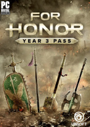 Buy For Honor Year 3 Pass PC CD Key