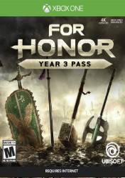 Buy For Honor Year 3 Pass Xbox One