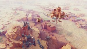 Former Visceral Games members announce Airborne Kingdom, a floating city builder