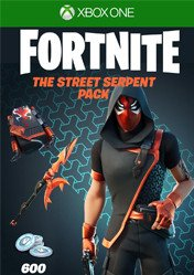 Buy Cheap FORNITE The Street Serpent Pack XBOX ONE CD Key