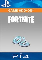 Buy Cheap Fortnite 2000 V-Bucks PS4 CD Key