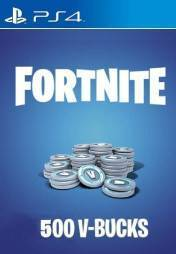 Buy Fortnite 500 V-Bucks PS4