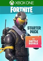 Buy FORTNITE BATTLE ROYALE STARTER PACK XBOX ONE CD Key