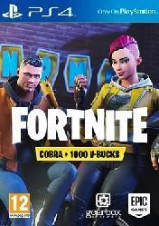 Buy Cheap Fortnite Cobra Skin + 1000 V-Bucks PS4 CD Key