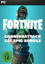 Buy Cheap Fortnite Counterattack Set Epic Bundle PC CD Key