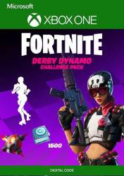Buy Cheap Fortnite Derby Dynamo Challenge Pack XBOX ONE CD Key