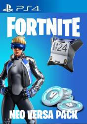 Buy Fortnite Epic Neo Versa Bundle + 2000 V-Bucks PS4