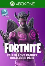 Buy Cheap Fortnite Fallen Love Ranger Challenge Pack XBOX ONE CD Key