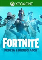 Buy Fortnite Frozen Legends Pack XBOX ONE CD Key