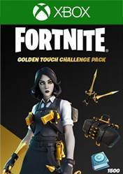 Buy Cheap FORTNITE Golden Touch Challenge Pack XBOX ONE CD Key