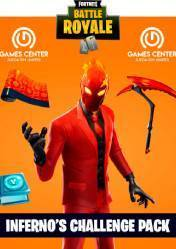 Buy FORTNITE INFERNOS CHALLENGE PACK Xbox One