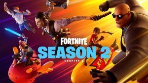 Fortnite kicks off Season 2, Chapter 2 with a new launch trailer