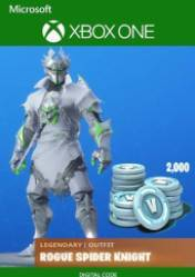 Buy Fortnite: Legendary Rogue Spider Knight Outfit Xbox One
