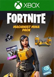 Buy Fortnite Machinist Mina Pack XBOX ONE CD Key