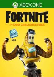 Buy Cheap Fortnite P1000s Challenge Pack XBOX ONE CD Key