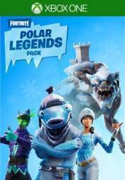 Buy Cheap Fortnite Polar Legends Pack XBOX ONE CD Key