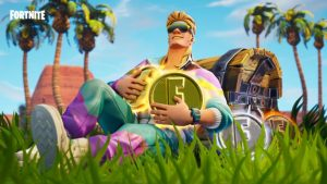 Fortnite revenue drops 48% in January compared to 2018
