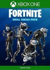 Buy Cheap FORTNITE Skull Squad Pack XBOX ONE CD Key