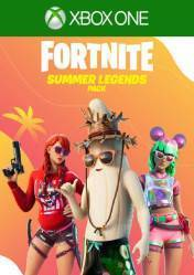Buy Fortnite: Summer Legends Pack Xbox One