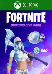 Buy Cheap FORTNITE The Diamond Diva Pack XBOX ONE CD Key