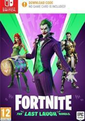 Buy Cheap FORTNITE: The Last Laught Bundle NINTENDO SWITCH CD Key