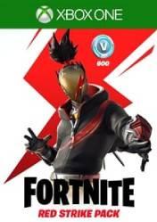Buy Fortnite The Red Strike Pack Xbox One