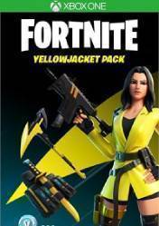 Buy Fortnite The Yellowjacket Pack Xbox One