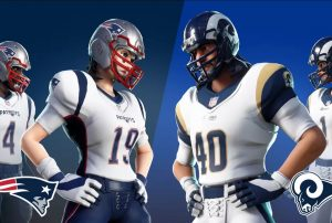 Fortnite's NFL skins returning for Super Bowl finals