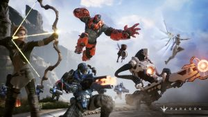 Fortnite's success makes Epic Games reevaluate Paragon's future