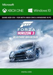 Buy Cheap Forza Horizon 3 Blizzard Mountain XBOX ONE CD Key
