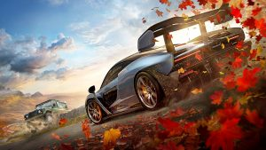 Forza Horizon 4 demo is now available and its 27,83GB