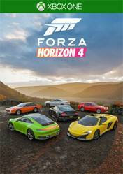 Buy Cheap Forza Horizon 4 High Performance Car Pack XBOX ONE CD Key