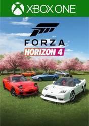 Buy Cheap Forza Horizon 4 Japanese Heroes Car Pack XBOX ONE CD Key