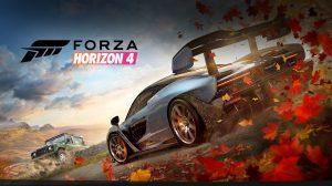 Forza Horizon 4 publishes its launch trailer