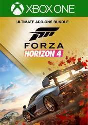 Buy Cheap Forza Horizon 4 Ultimate AddOns Bundle XBOX ONE CD Key