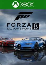 Buy Cheap Forza Motorsport 8 XBOX ONE CD Key