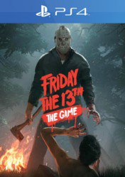 Buy Cheap Friday the 13th The Game PS4 CD Key