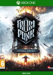 Buy Cheap Frostpunk Console Edition XBOX ONE CD Key
