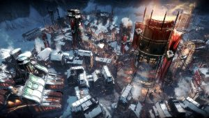 Frostpunk presents its Endless Mode