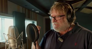 Gabe Newell voice pack for Dota 2 announced