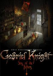 Buy Cheap Gabriel Knight: Sins of the Father 20th Anniversary Edition PC CD Key