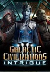 Buy Galactic Civilizations III: Intrigue Expansion pc cd key for Steam