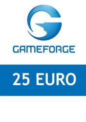 Buy Cheap Gameforge EPin 25 EURO GAME CARD PC CD Key
